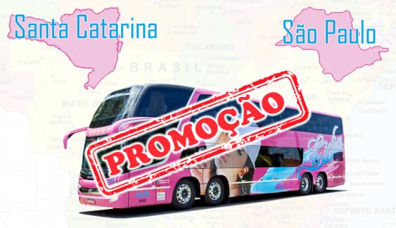 BATE VOLTA SÃO PAULO PROMOÇÃO